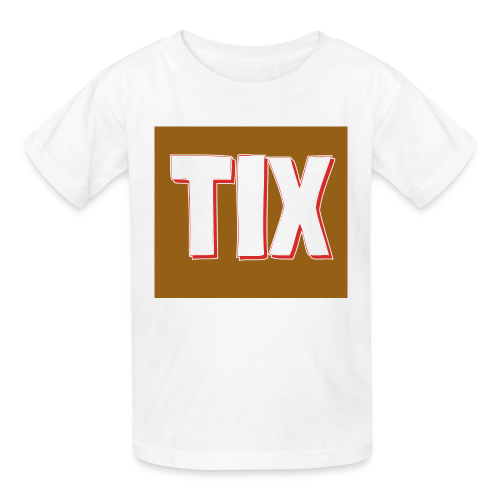 TIX Kid's T Shirt - Kids' T-Shirt