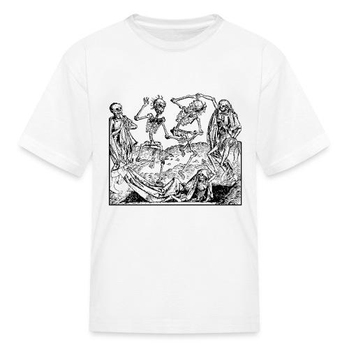 DANCE OF THE DEATHLESS - Kids' T-Shirt