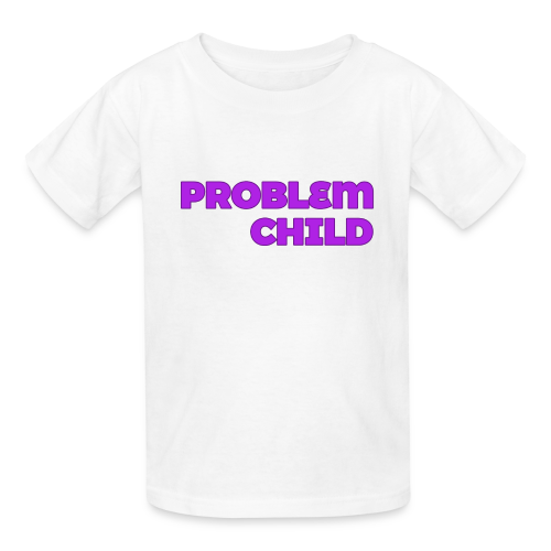 Problem Child Logo - Kids' T-Shirt
