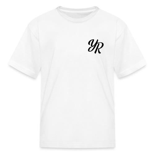YR Preto - Kids' T-Shirt
