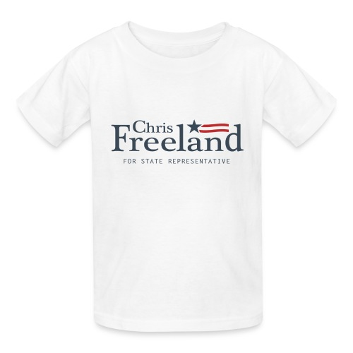 FREELAND FOR STATE REP - Kids' T-Shirt
