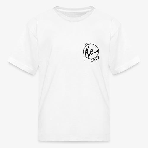 Alec Established 2002 - Kids' T-Shirt