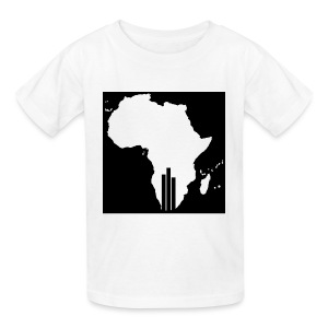 Tswa_Daar_Logo_Design - Kids' T-Shirt