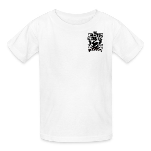 Saxon Club - Kids' T-Shirt