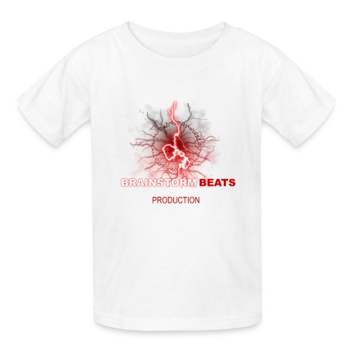 Brainstorm Beats 2017 Red Edition - Kids' T-Shirt