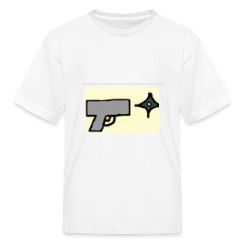 ASAP ninja youtube logo - Kids' T-Shirt