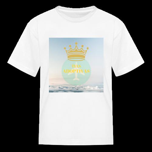 TIAS ADOPTIVAS AIRLINES SKY - Kids' T-Shirt