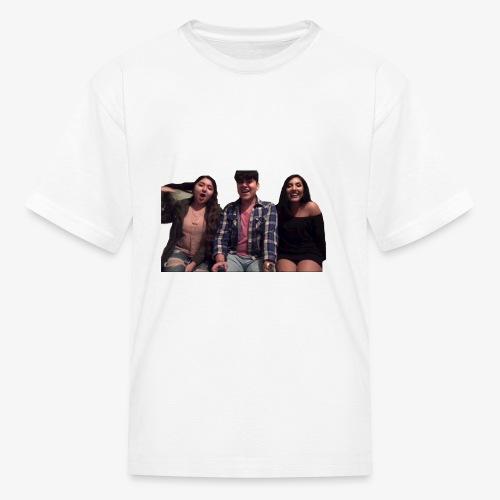 Fido, Cindy, and Tania - Kids' T-Shirt