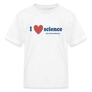 scienceathon - Kids' T-Shirt