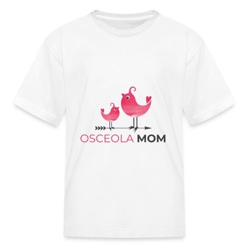 Osceola Mom Logo - Kids' T-Shirt