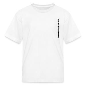 Spear T Shirt - Kids' T-Shirt