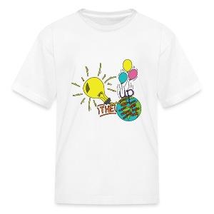 Light Up The World - Kids' T-Shirt