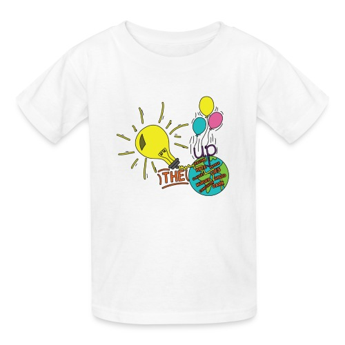 Light Up The World - Kids' T-Shirt