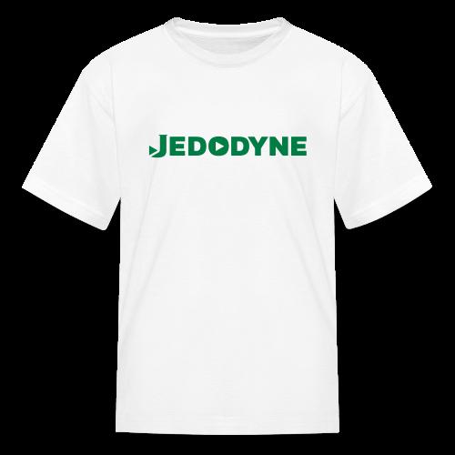 JEDODYNE CLASSIC GREEN TEXT - Kids' T-Shirt