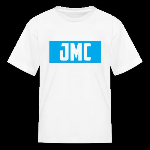 JMC's Blue Logo - Kids' T-Shirt