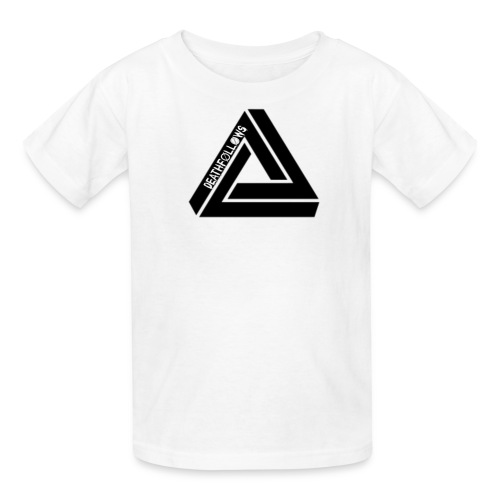 Palace inspired logo - Kids' T-Shirt