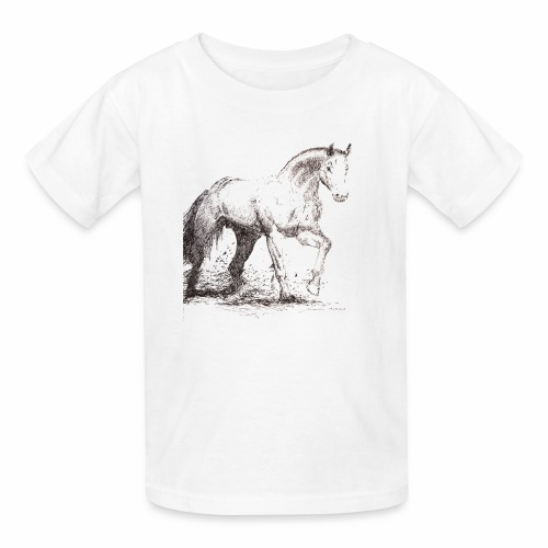 Stallion - Kids' T-Shirt