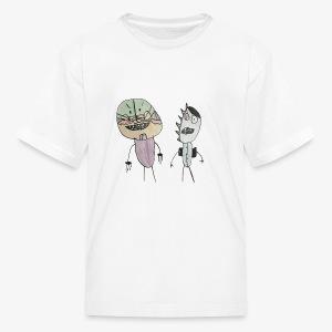 Monster Best Friends - Kids' T-Shirt