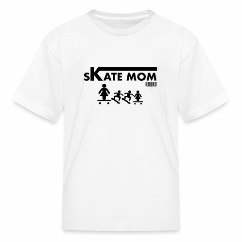 SkateMom - Kids' T-Shirt