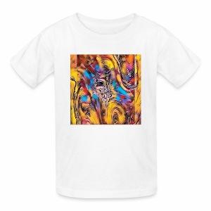 Welcome Abstract - Kids' T-Shirt