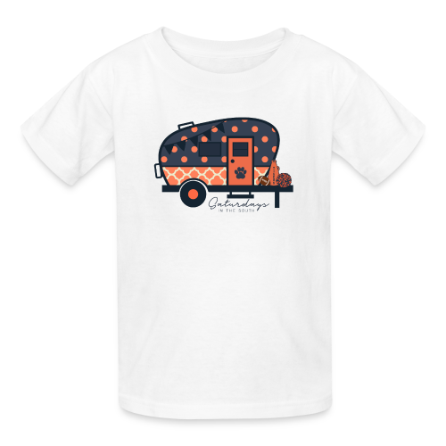 Saturdays in the South - Kids' T-Shirt