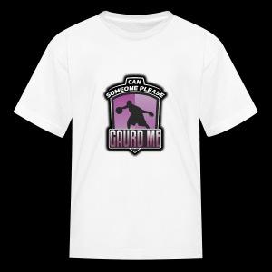GUARD ME SHIRT LOGO - Kids' T-Shirt