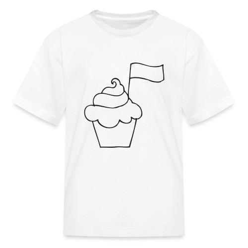 Cupcake Doo-Dats - Kids' T-Shirt