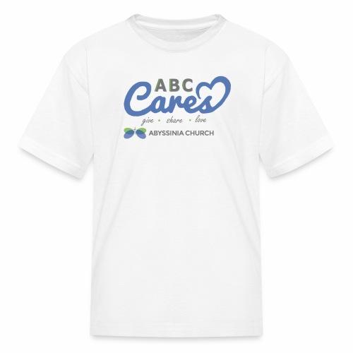 ABC Cares - Kids' T-Shirt