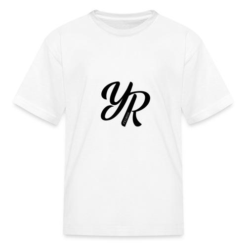 YR Preto Premium - Kids' T-Shirt