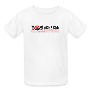 WHITE - Kids' T-Shirt