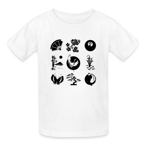 Japanese - Kids' T-Shirt
