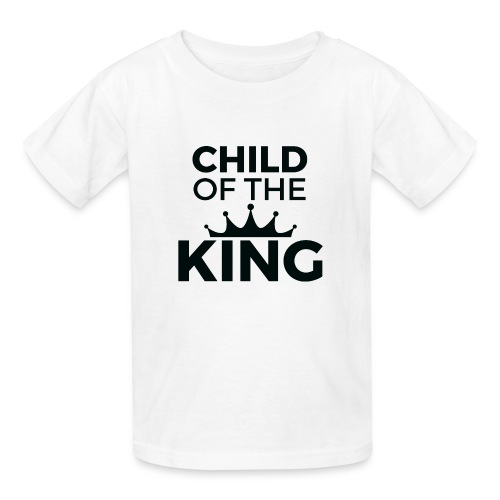 Child of A King - Kids' T-Shirt