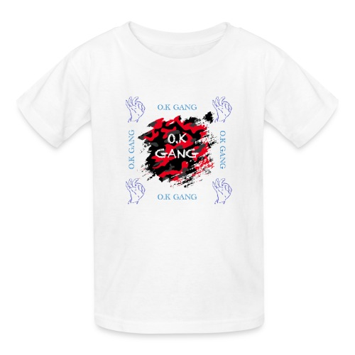 Many names. one fam! - Kids' T-Shirt