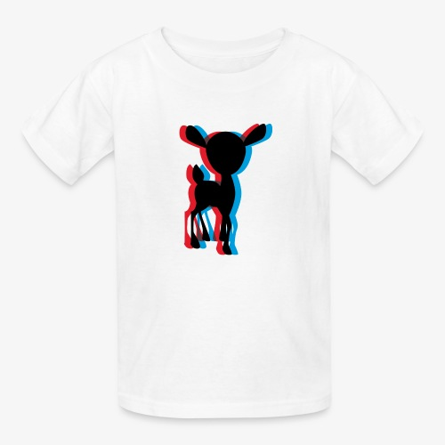 3dciervo - Kids' T-Shirt