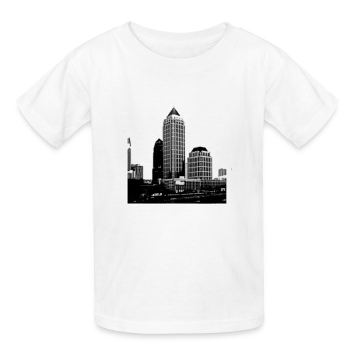 ATL city - Kids' T-Shirt