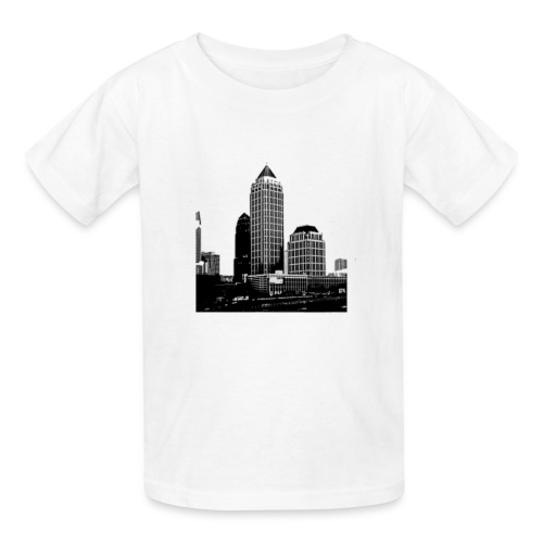 ATL city - Kids' T-Shirt