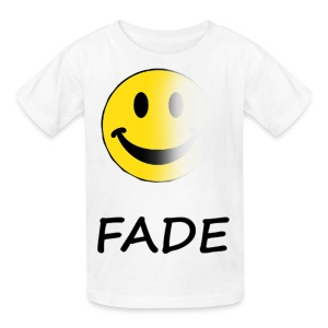 Fade Official Smile - Kids' T-Shirt