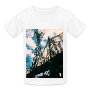 Ed Koch bridge - Kids' T-Shirt
