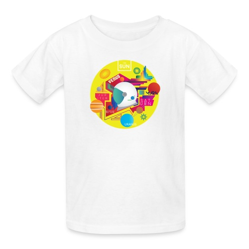 Cosmonaut DESIGN - Kids' T-Shirt