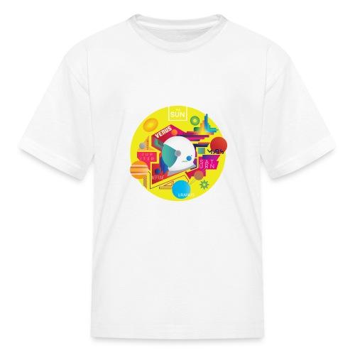 Cosmonaut DESIGN - Kids' T-Shirt