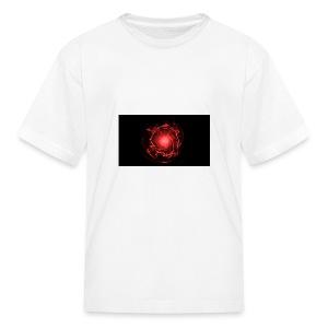 Lightning swirl - Kids' T-Shirt