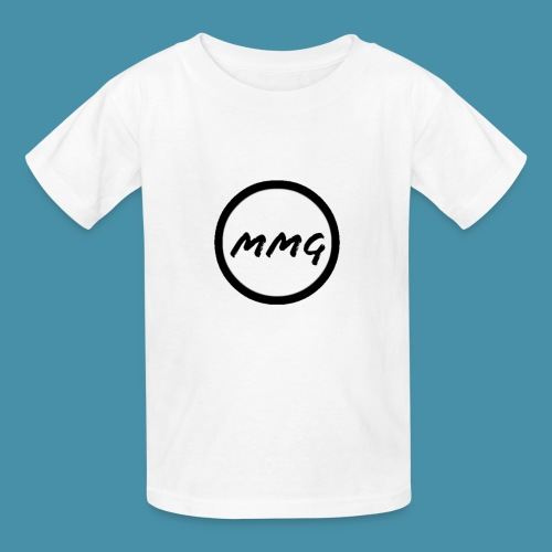 MMG which means mirmirmirgaming - Kids' T-Shirt