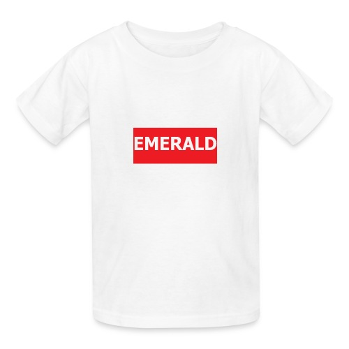 EMERALD Shirt - Kids' T-Shirt
