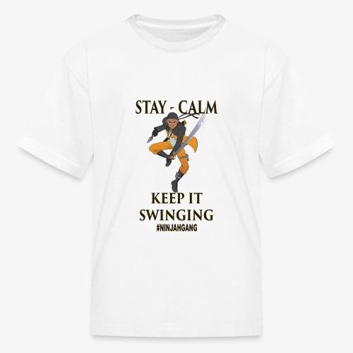 NINJAH GANG - Kids' T-Shirt