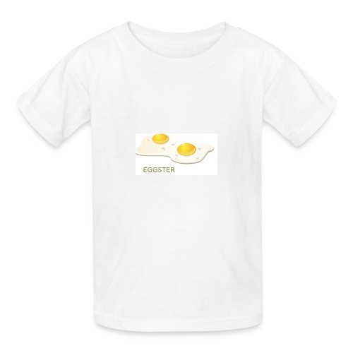 youtube EGGSTERS - Kids' T-Shirt