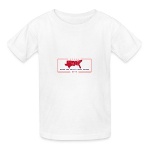 Make the South Great Again! - Kids' T-Shirt
