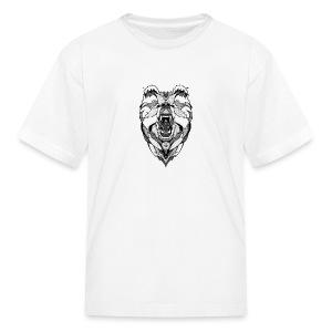 Bear Graphic Valar - Kids' T-Shirt