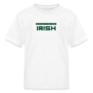 Southside Irish green - One Bar - Kids' T-Shirt