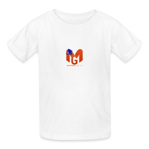 MaddenGamers MG Logo - Kids' T-Shirt