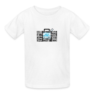 Music_Business - Kids' T-Shirt